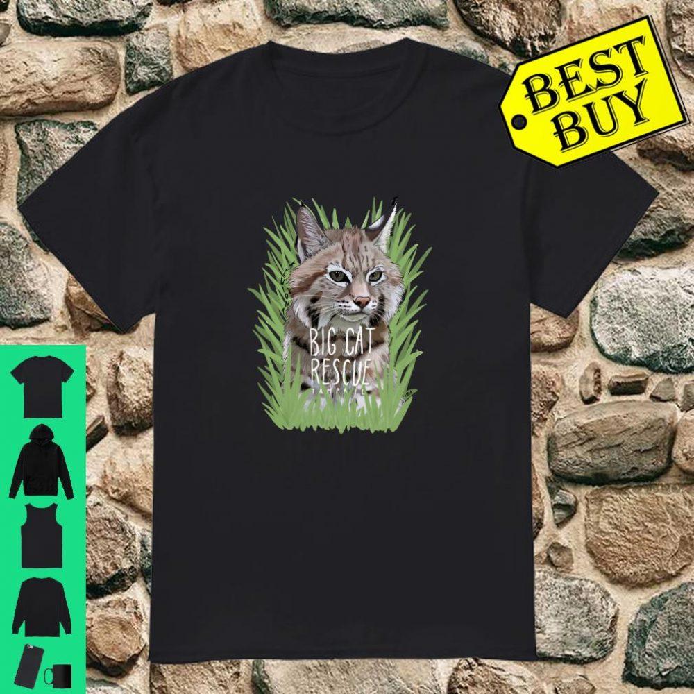 Big Cat Rescue Kewlona the Bobcat Shirt