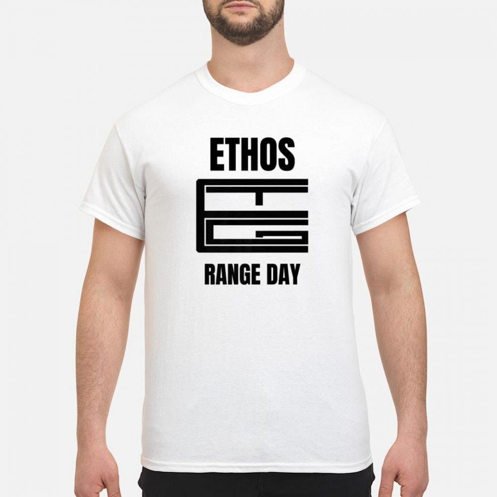 Ethos Range Day shirt