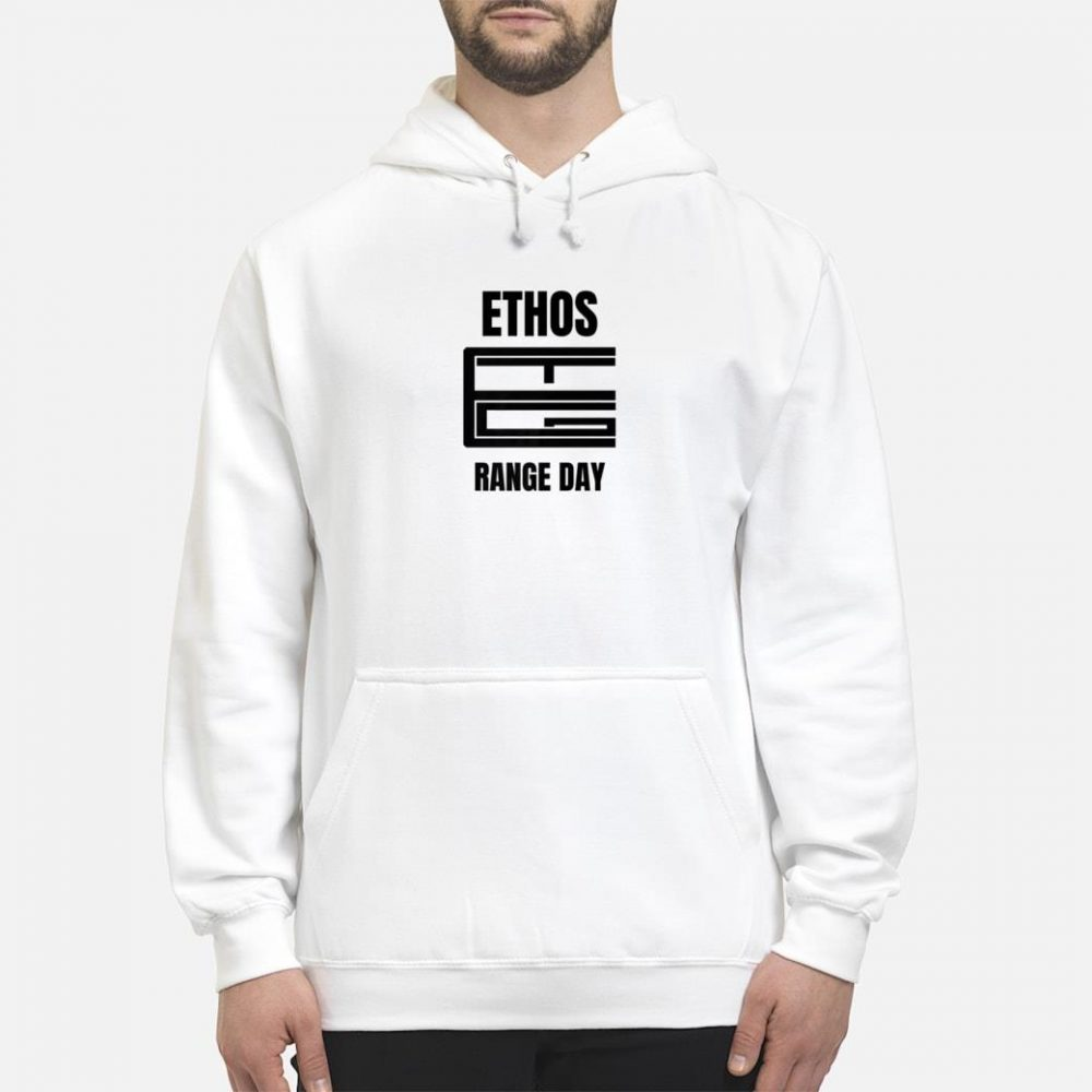 Ethos Range Day shirt hoodie