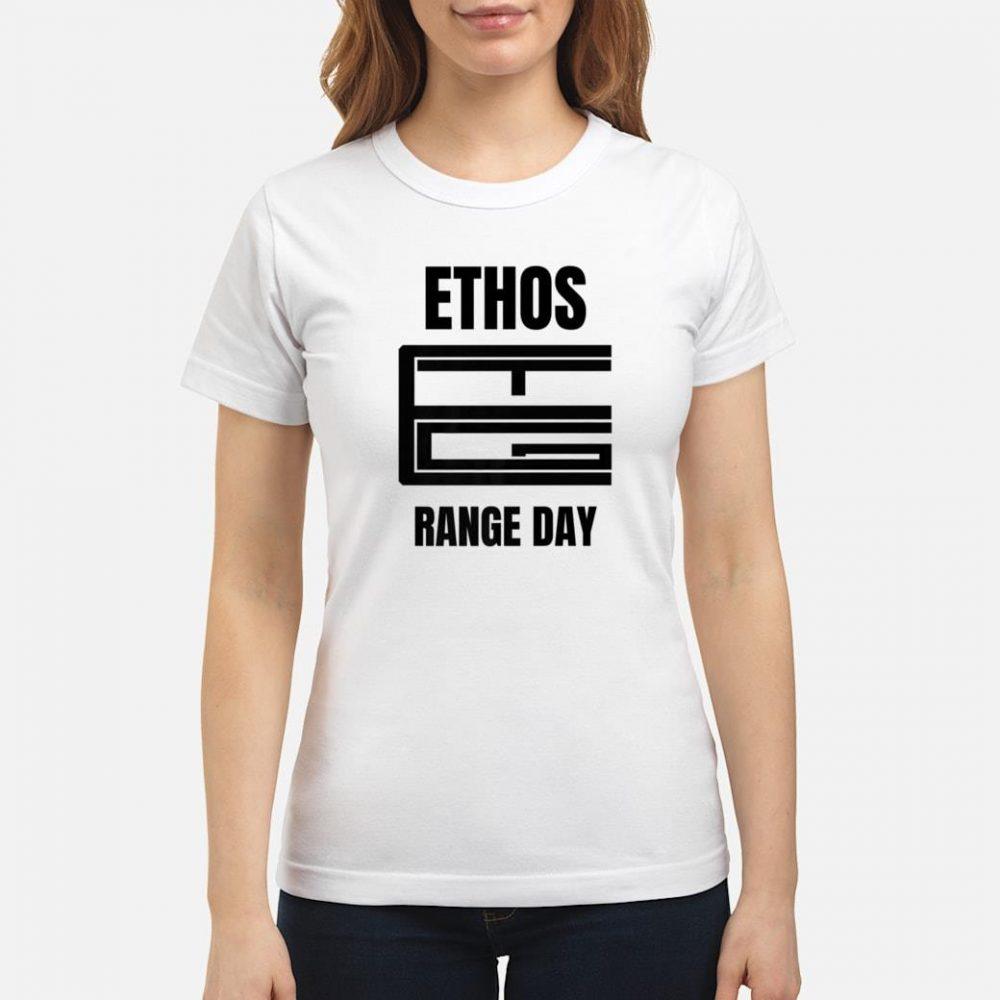 Ethos Range Day shirt ladies tee
