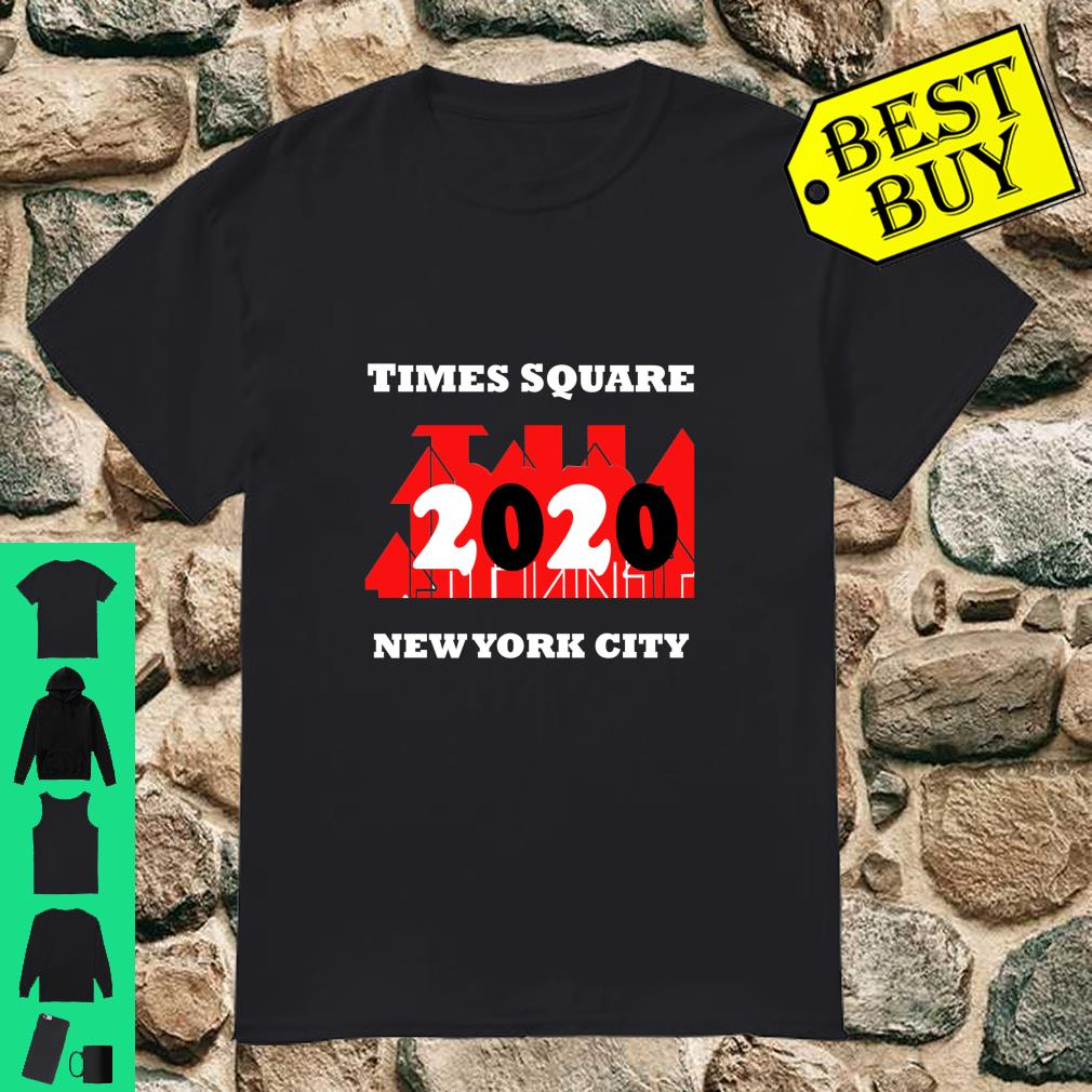 New Years Eve 2020 Nyc.New Year S Eve 2020 Nyc Times Square New York City Souvenir Shirt