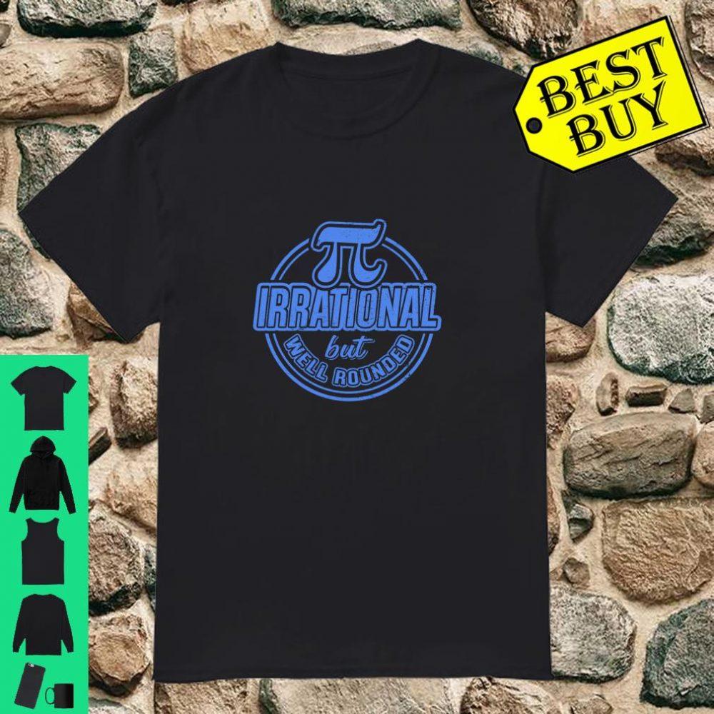 Pi Day Shirt Math Shirt