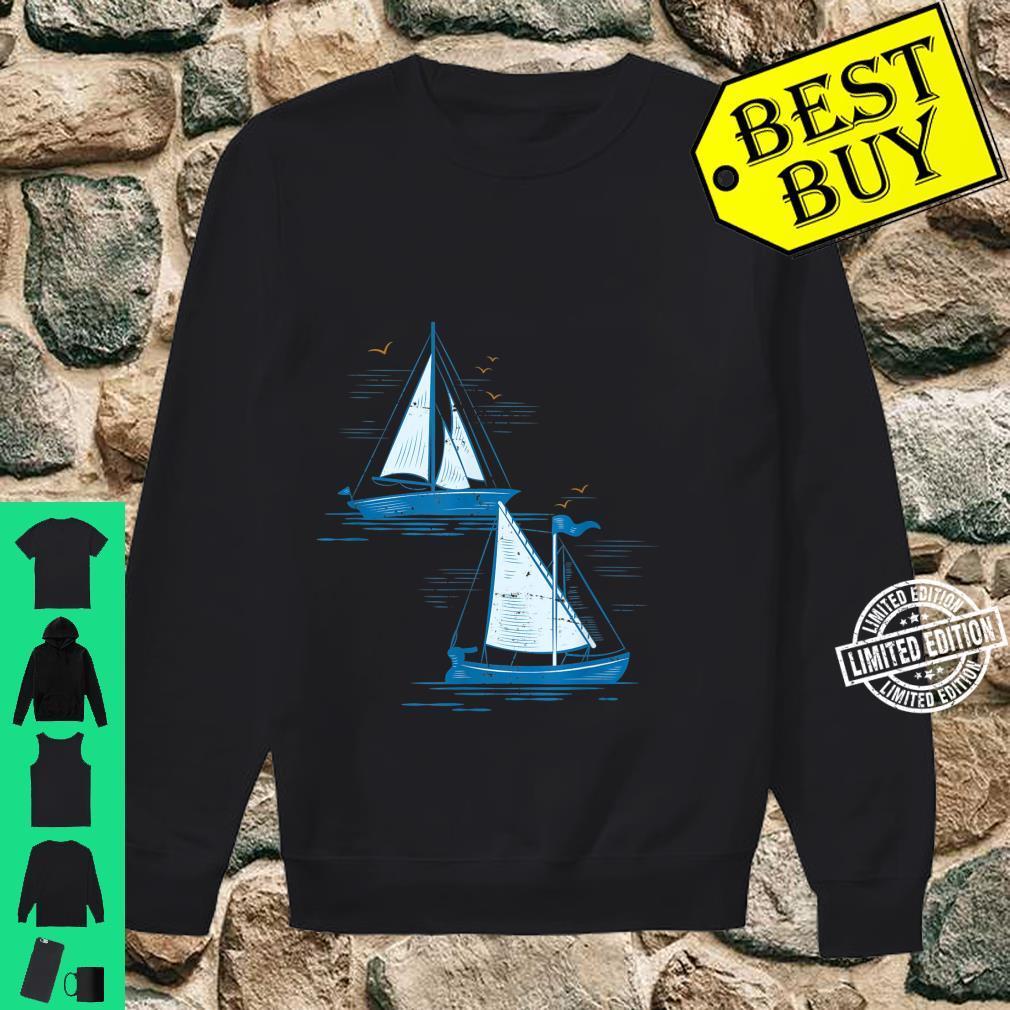 Segelboot Segeln Shirt sweater