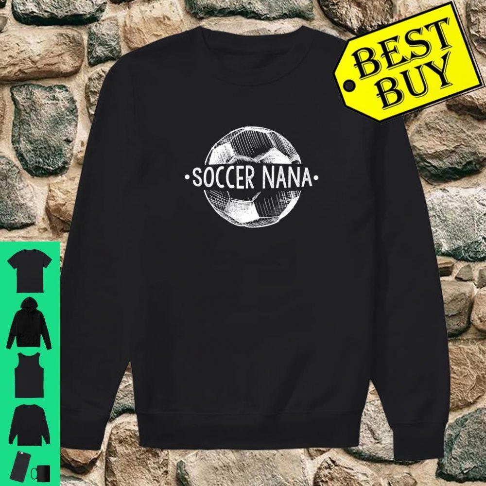 Soccer Nana Family Matching Team Player Sport Shirt sweater