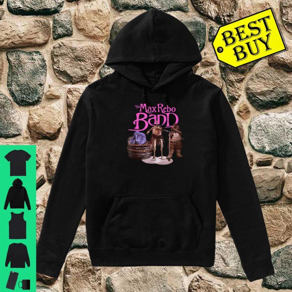 Star Wars Max Rebo Band Poster shirt hoodie