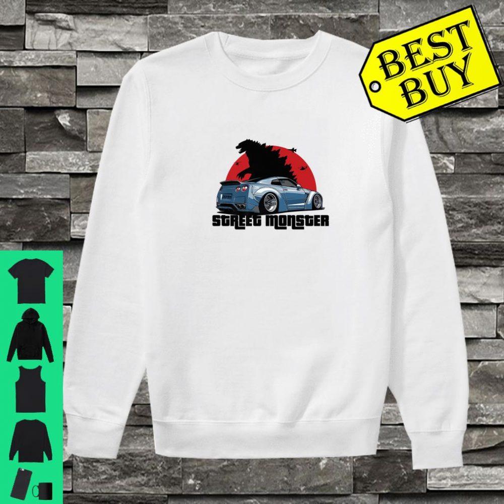 Street Monster Car Shirt sweater