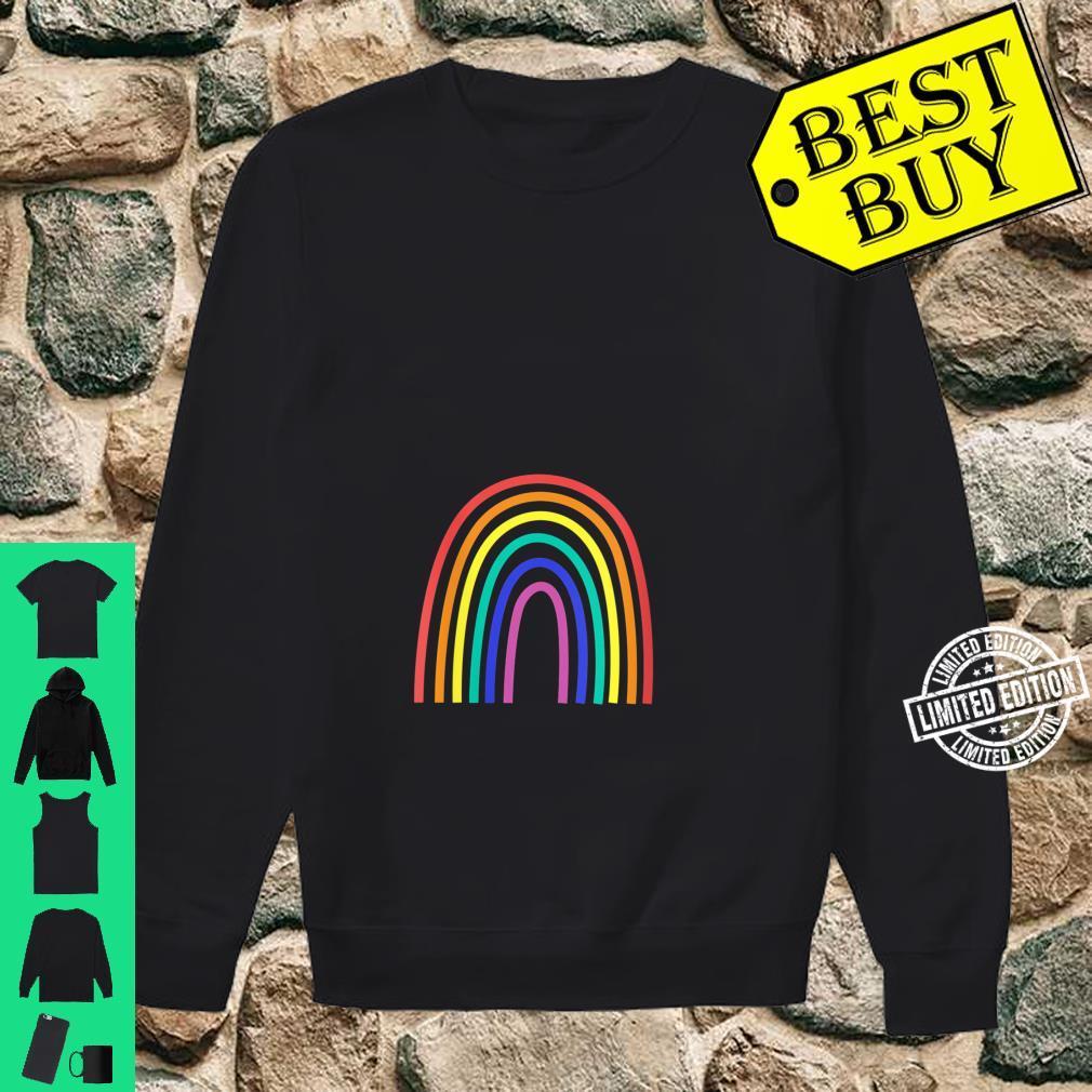 Womens Rainbow Shirt sweater